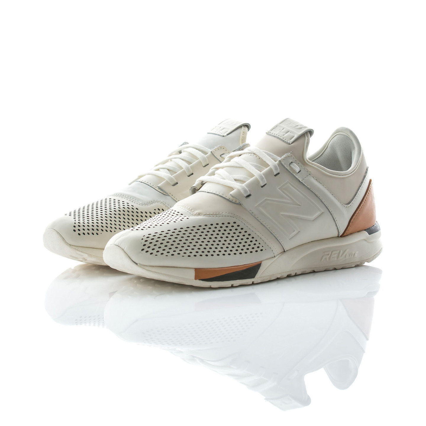 New Balance MRL 247 'Luxe Pack' Off White / Brown MRL247BE-43