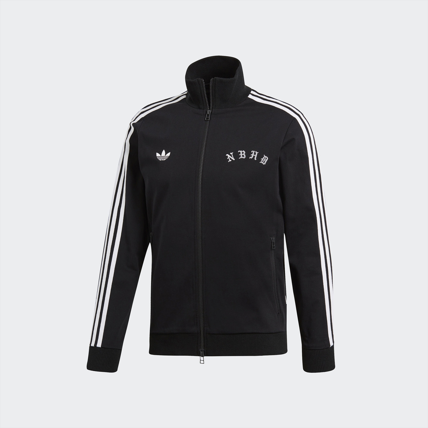 Adidas Neighborhood Track Jacket Black / White / Red DH2043