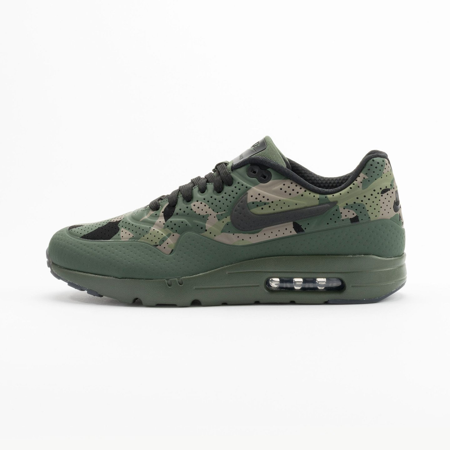 Nike Air Max 1 Ultra Moire Print Camouflage / Carbon Green 806851-300-44