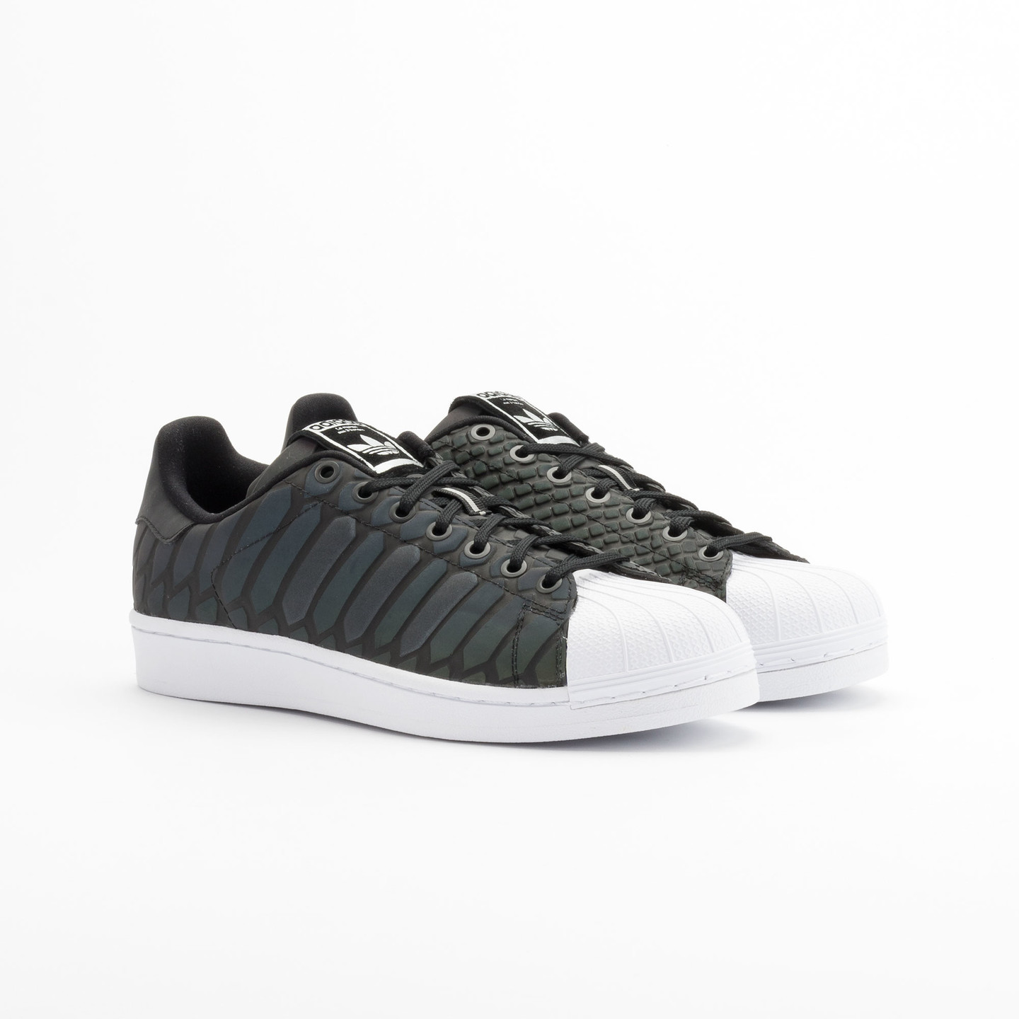 Adidas Superstar Xeno Pack Cblack / Supcol / Ftwwht D69366-38.66