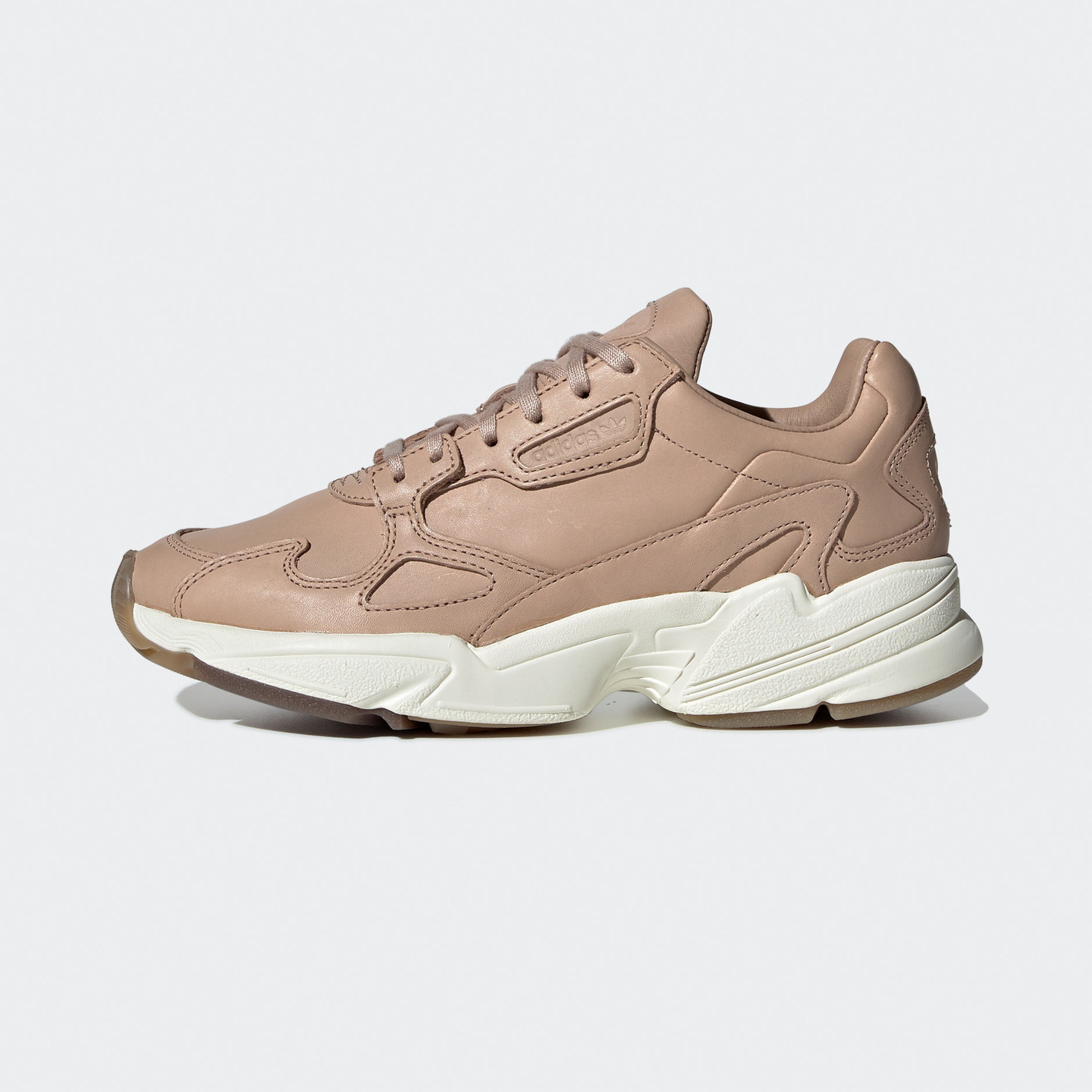 Adidas Falcon W Leather Ash Pearl / Off White DB2714