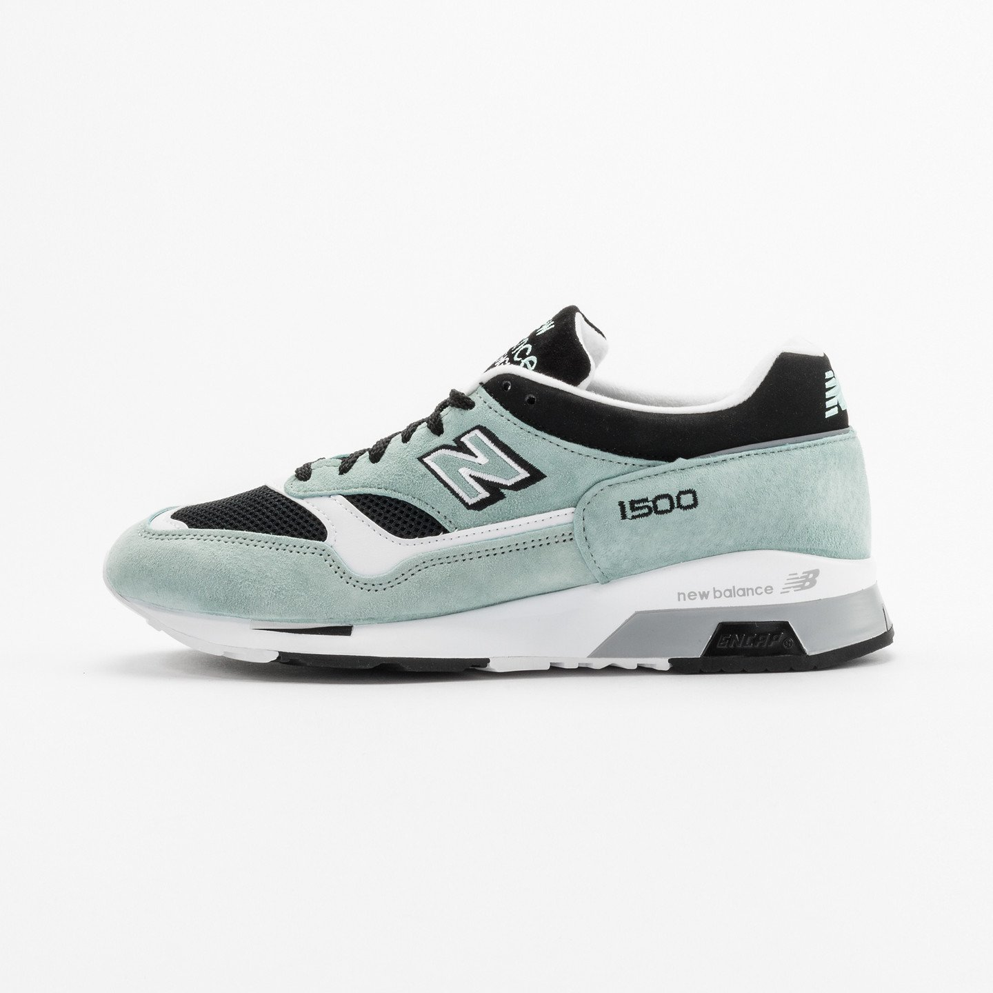 New Balance M1500 MGK - Made in England Mint / Black / White M1500MGK-41.5