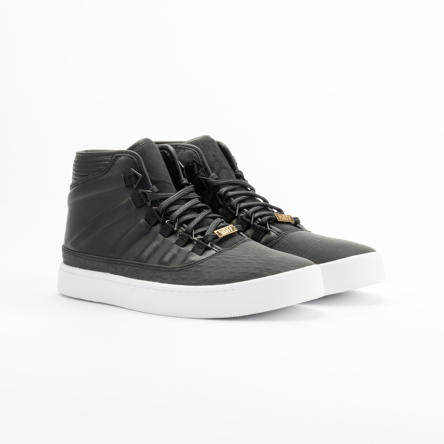 Jordan Westbrook 0 Black Metallic / Gold - White 768934-001-46