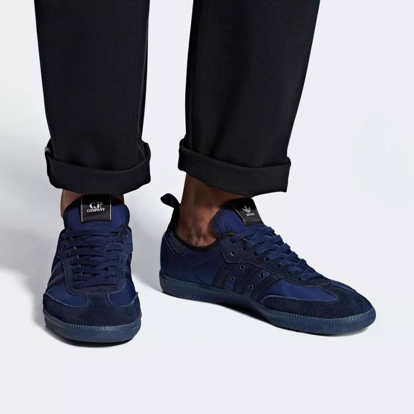 Adidas C.P. Company Samba Dark Blue / Night Sky / Dark Purple CG5957