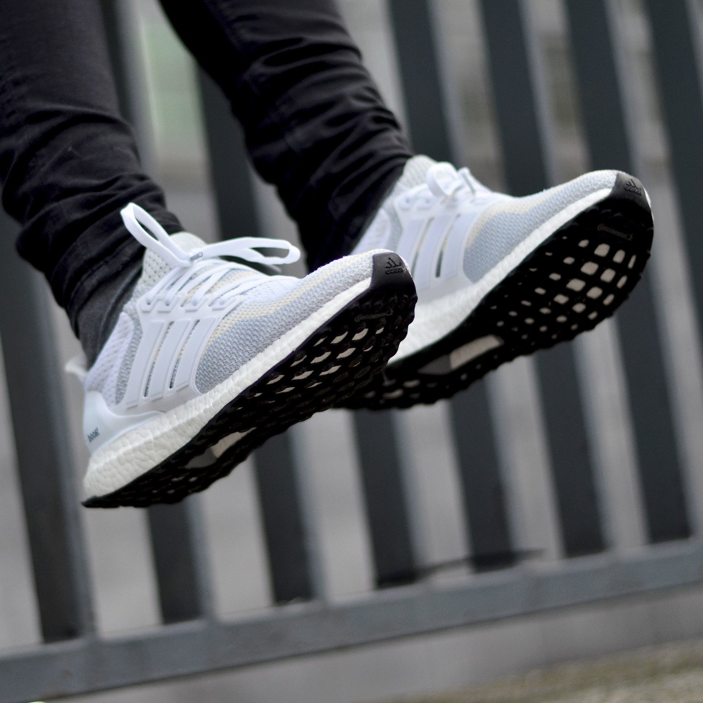 Adidas Ultra Boost W Running White / Clear Grey AF5142-44