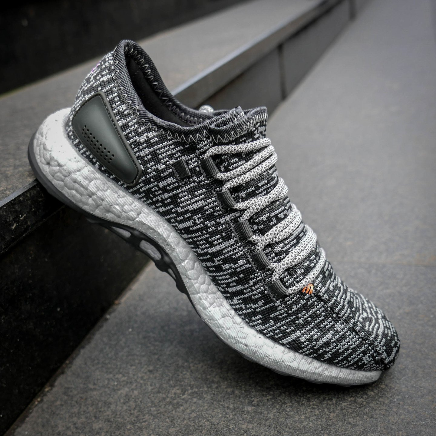 Adidas Pure Boost LTD 'Super Bowl' Solid Grey / Silver S80701