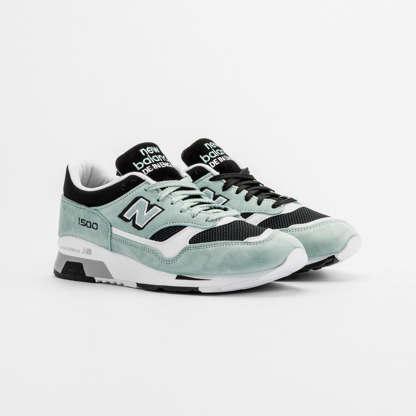 sports shoes b738a 5878a New Balance M1500 MGK - Made in England | Mint / Black ...