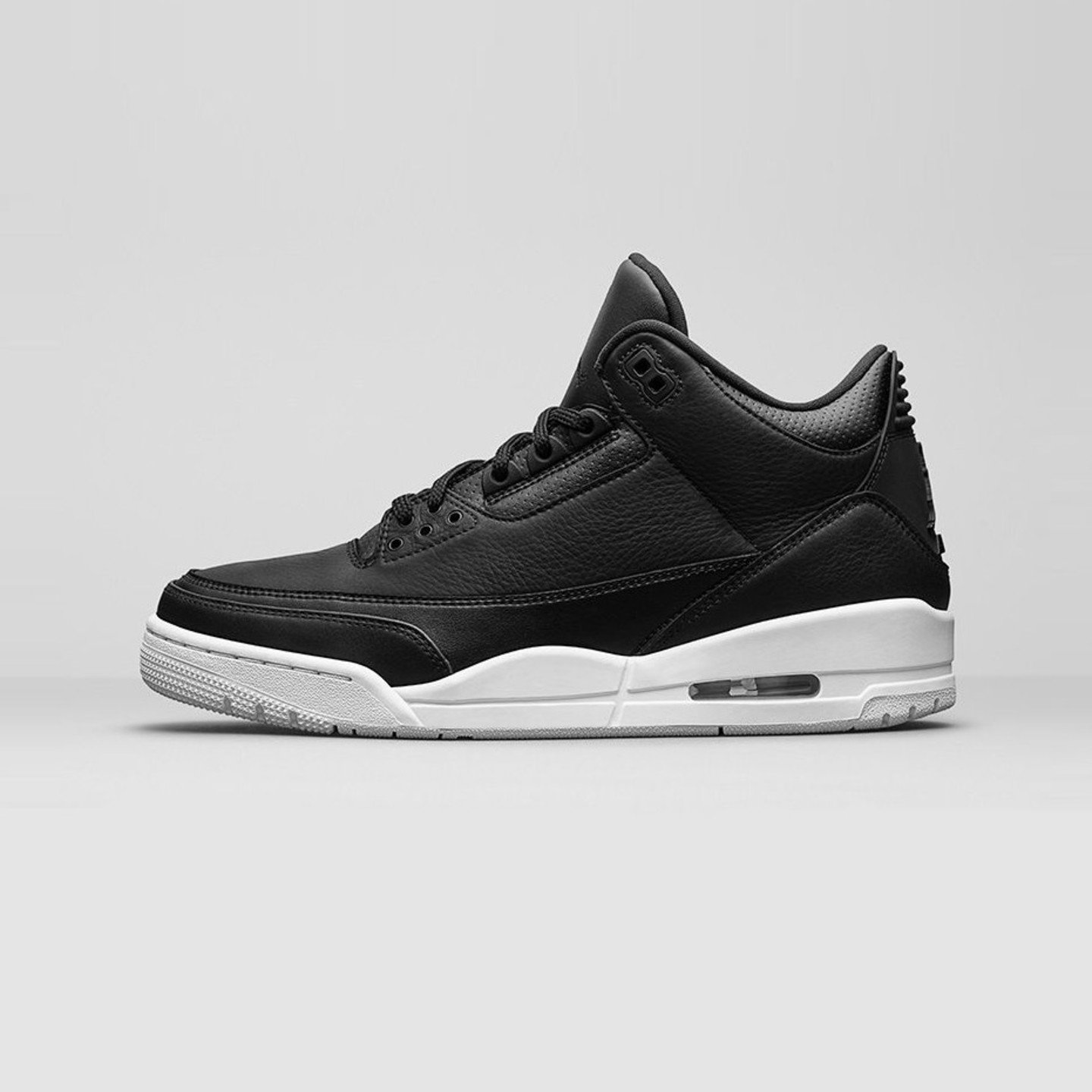 Jordan Air Jordan 3 Retro BG 'Cyber Monday' Black / White 398614-020-38.5