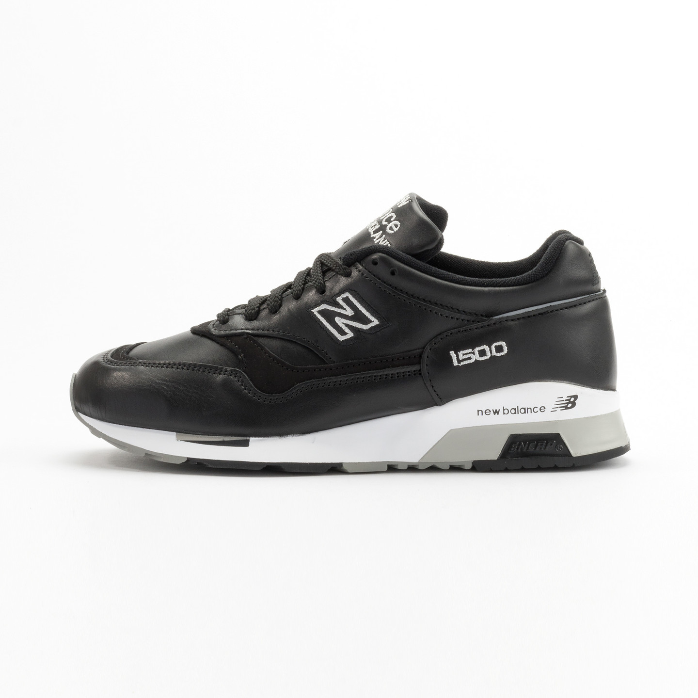 New Balance M1500 BK - Made in England Black / White Shadow M1500BK-43