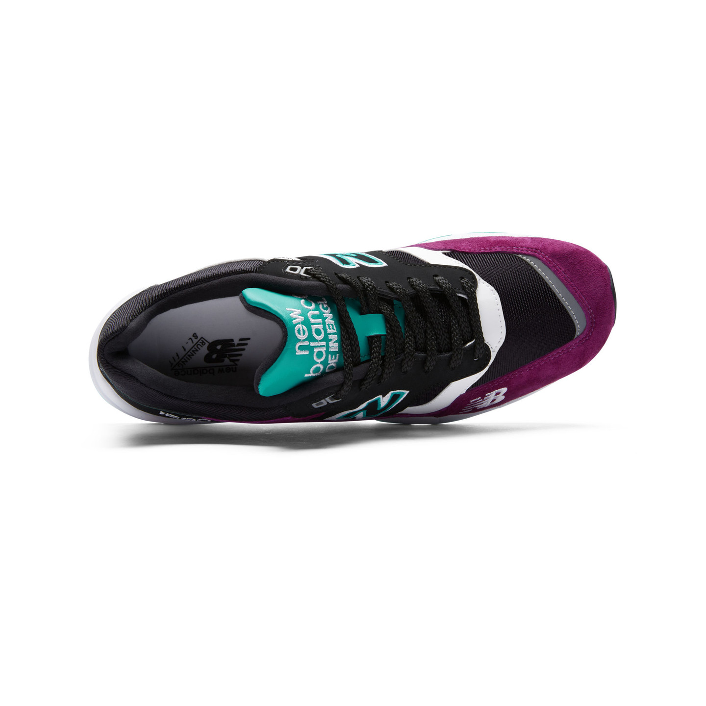 New Balance M1530 KPT - Made in England Black / Purple / Turquoise M1530KPT