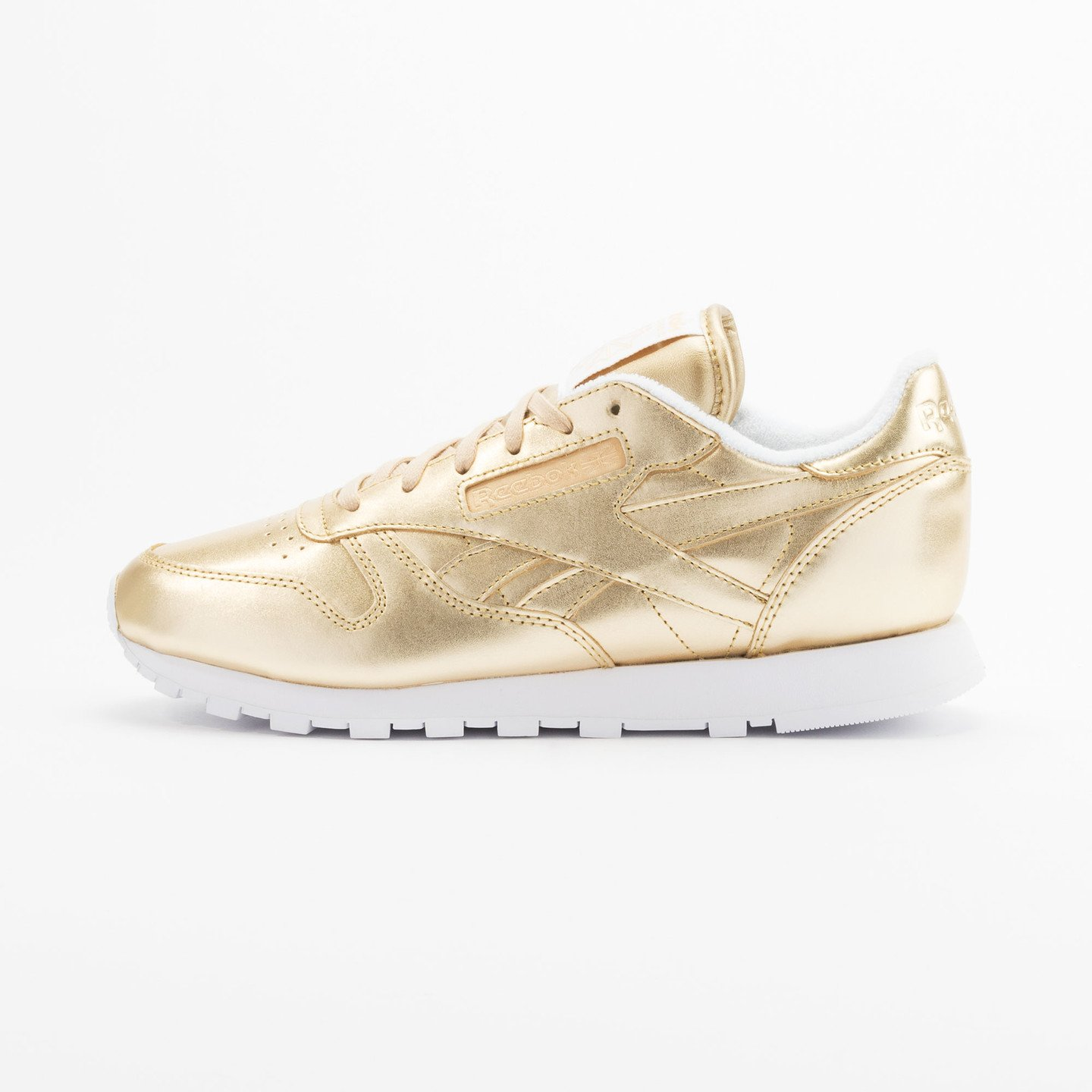 Reebok Classic Leather Spirit Sensation Gold / White V70668-36