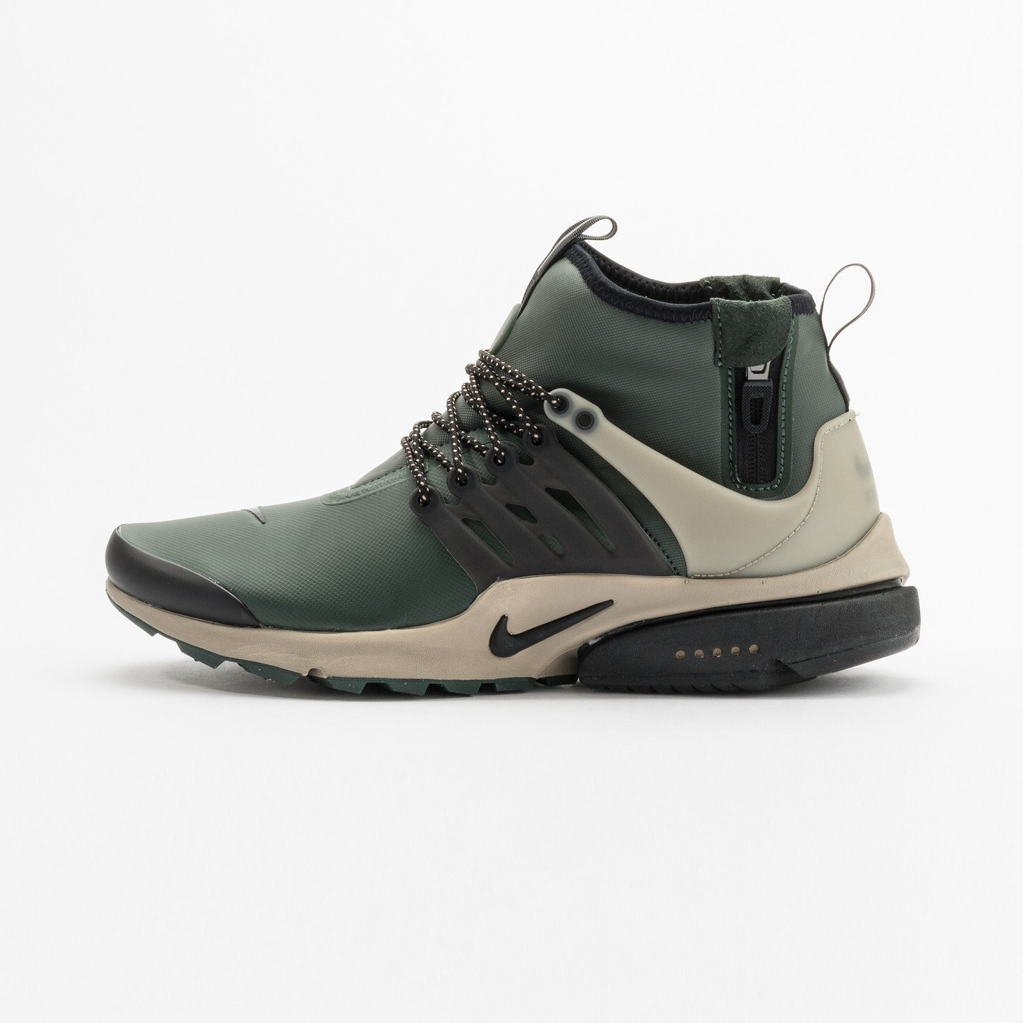 Nike Air Presto Mid Top Utility Grove Green / Black - Khaki 859524-300-42.5