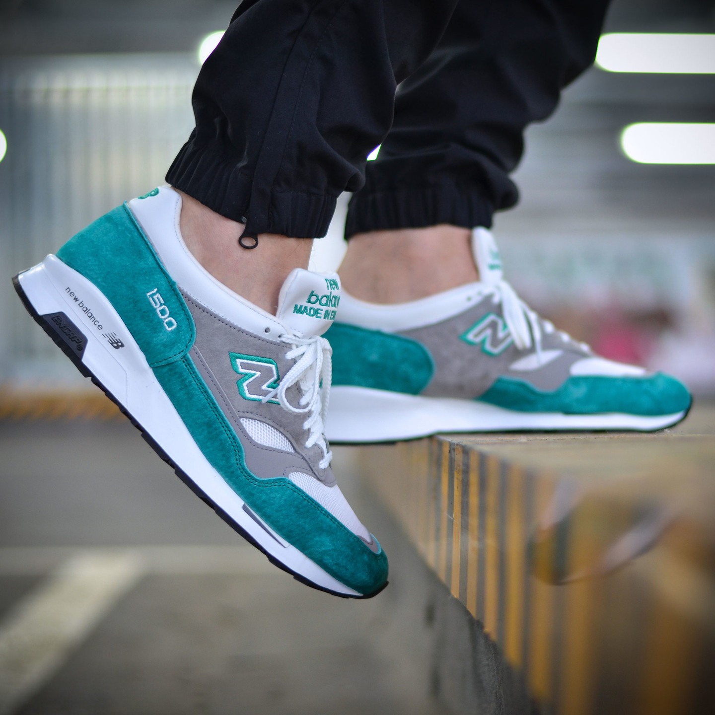 New Balance M1500 TG - Made in England Teal / Grey M1500TG-42