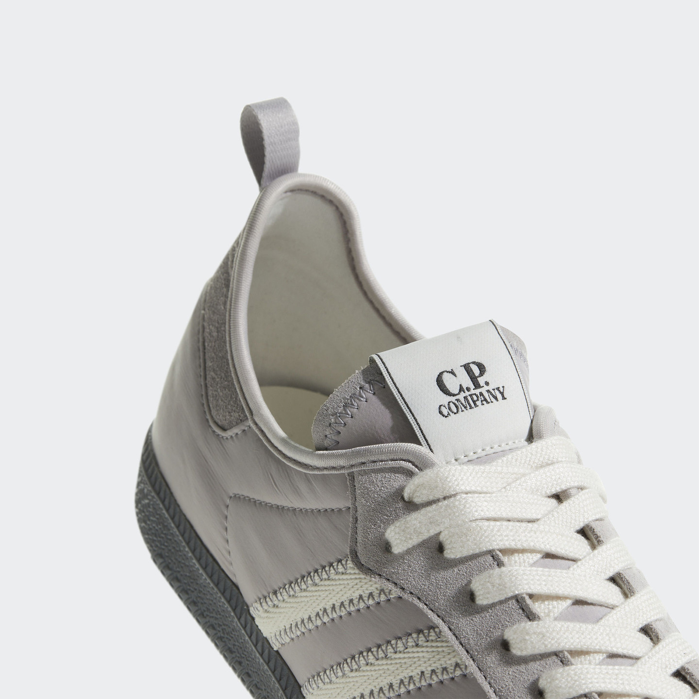 Adidas C.P. Company Samba Clear Granite / Off White F33870