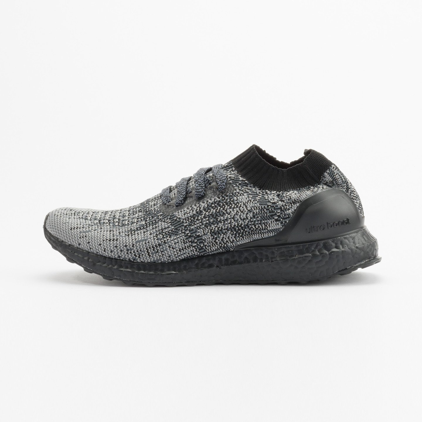 Adidas Ultra Boost Uncaged Ltd Core Black / Solid Grey / Gold Metallic BB4679-43.33