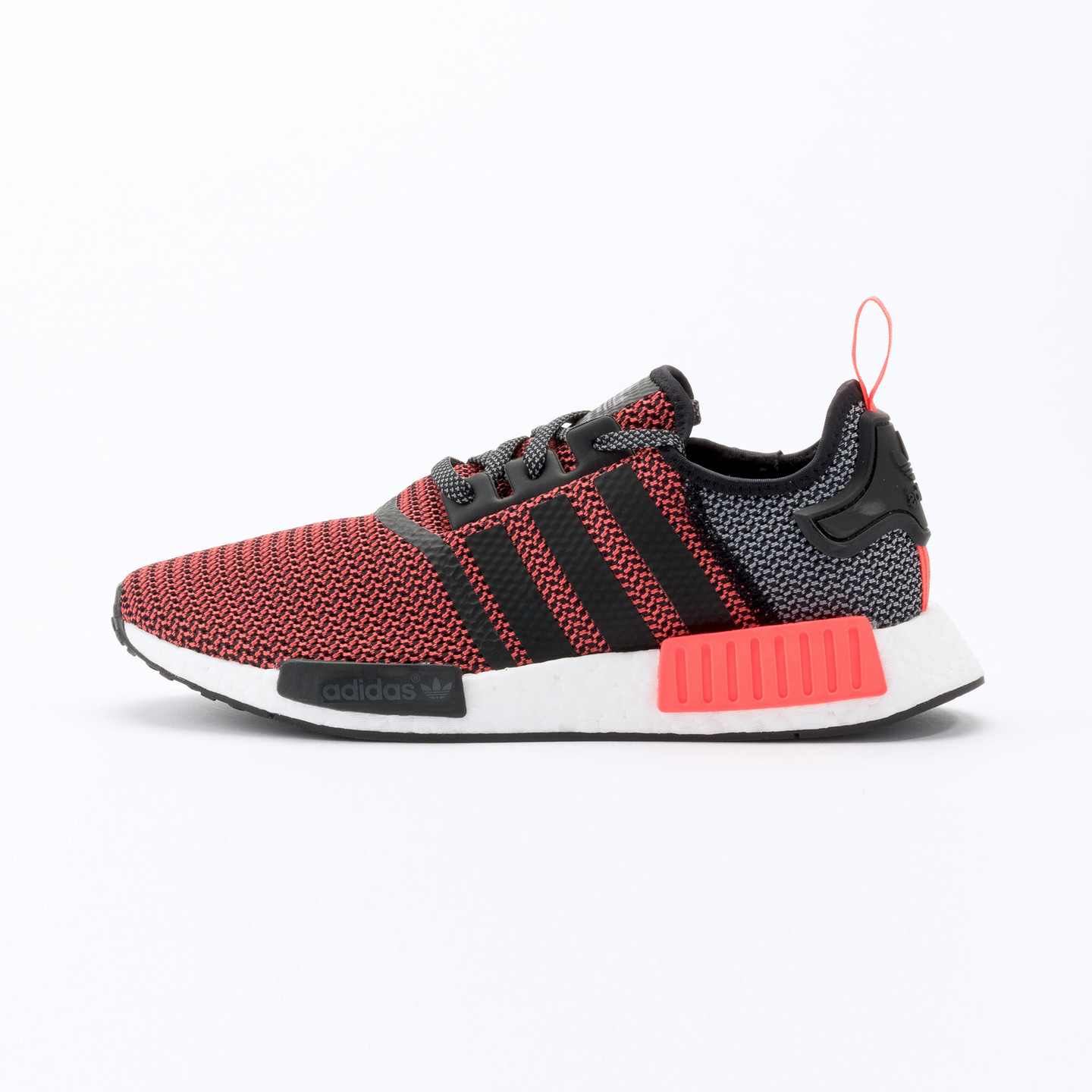 Adidas NMD R1 Runner Lush Red / Core Black S79158-44.66