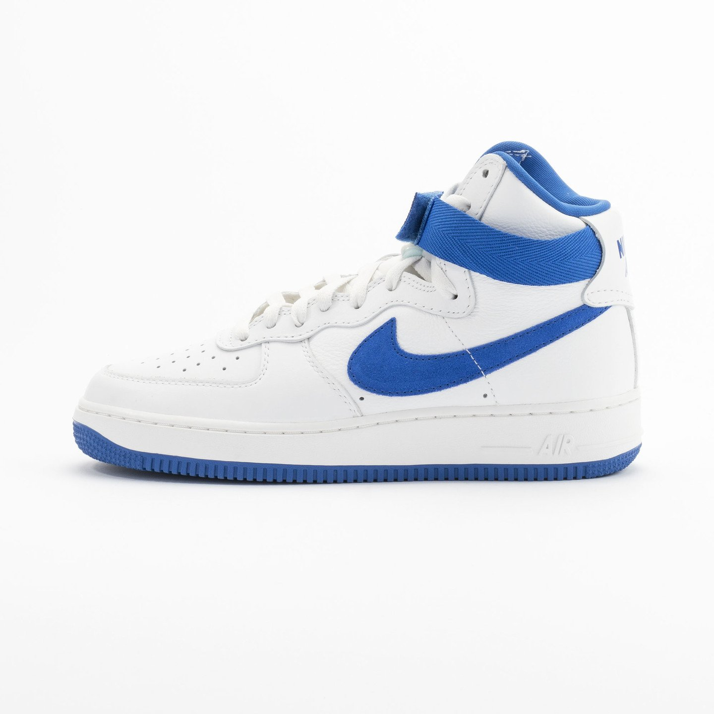 Nike Air Force 1 Hi Retro OG QS Summit White - Game Royal 743546-103-46