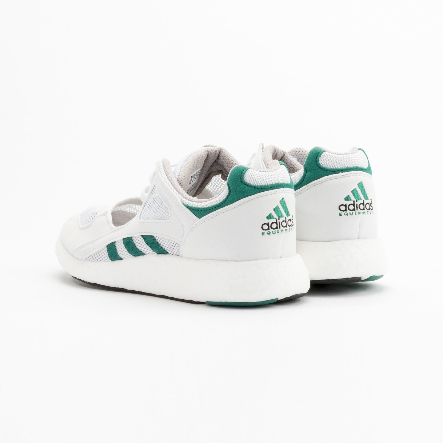 Adidas Equipment Racing 91/16 EQT Boost W Ftwr White /  Sub Green  / Core Black S75212-38.66