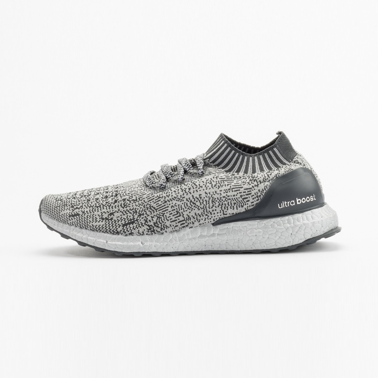 Adidas Ultra Boost Uncaged 'Super Bowl' Silver Grey BA7997-42.66
