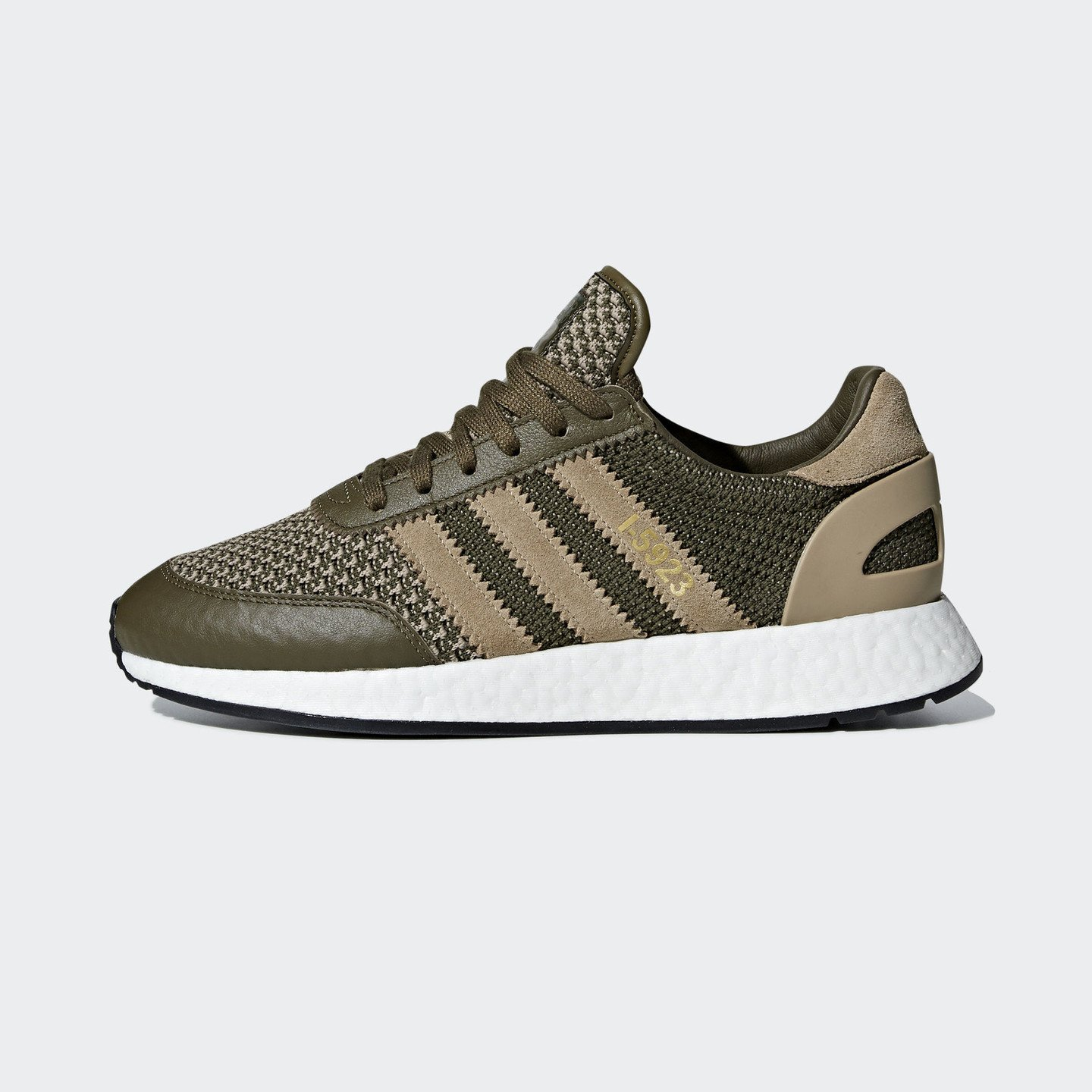 Adidas Neighborhood I-5923 Trace Olive / Core Black B37343