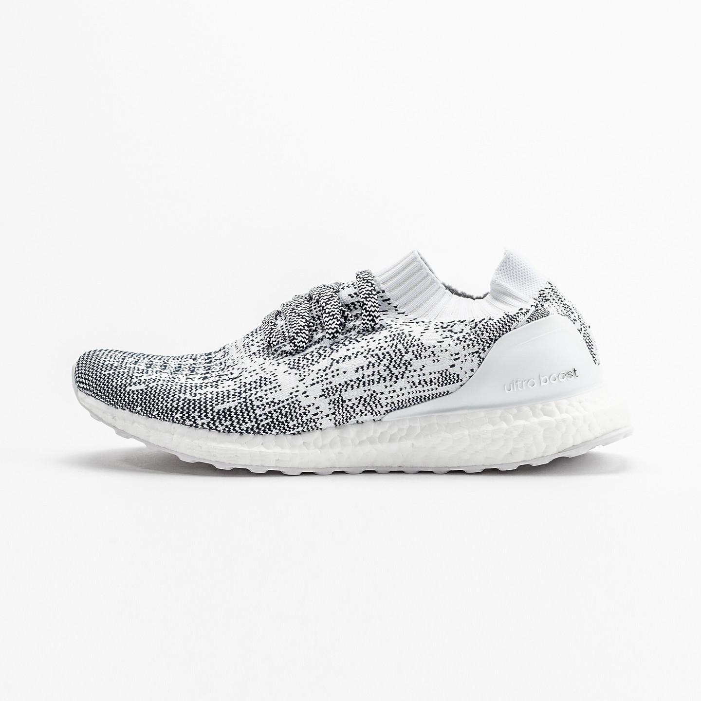 Adidas Ultra Boost Uncaged 'Oreo' White / Black BA9616-47.33