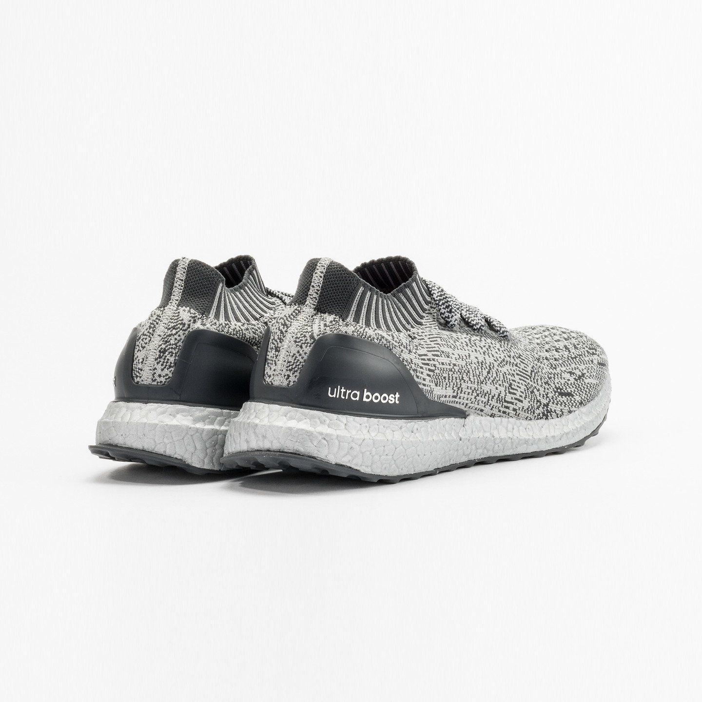 Adidas Ultra Boost Uncaged 'Super Bowl' Silver Grey BA7997-47.33