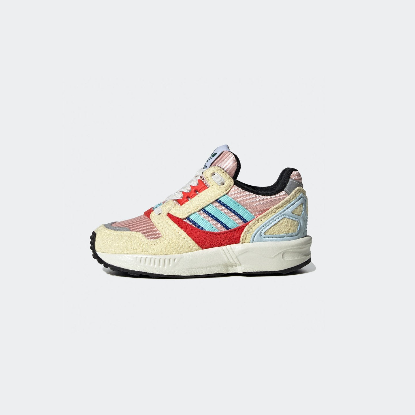 Adidas ZX 8000 EL Inf 'Vapour Pink' Vapour Pink / Clear Aqua / Easy Yellow EG2913