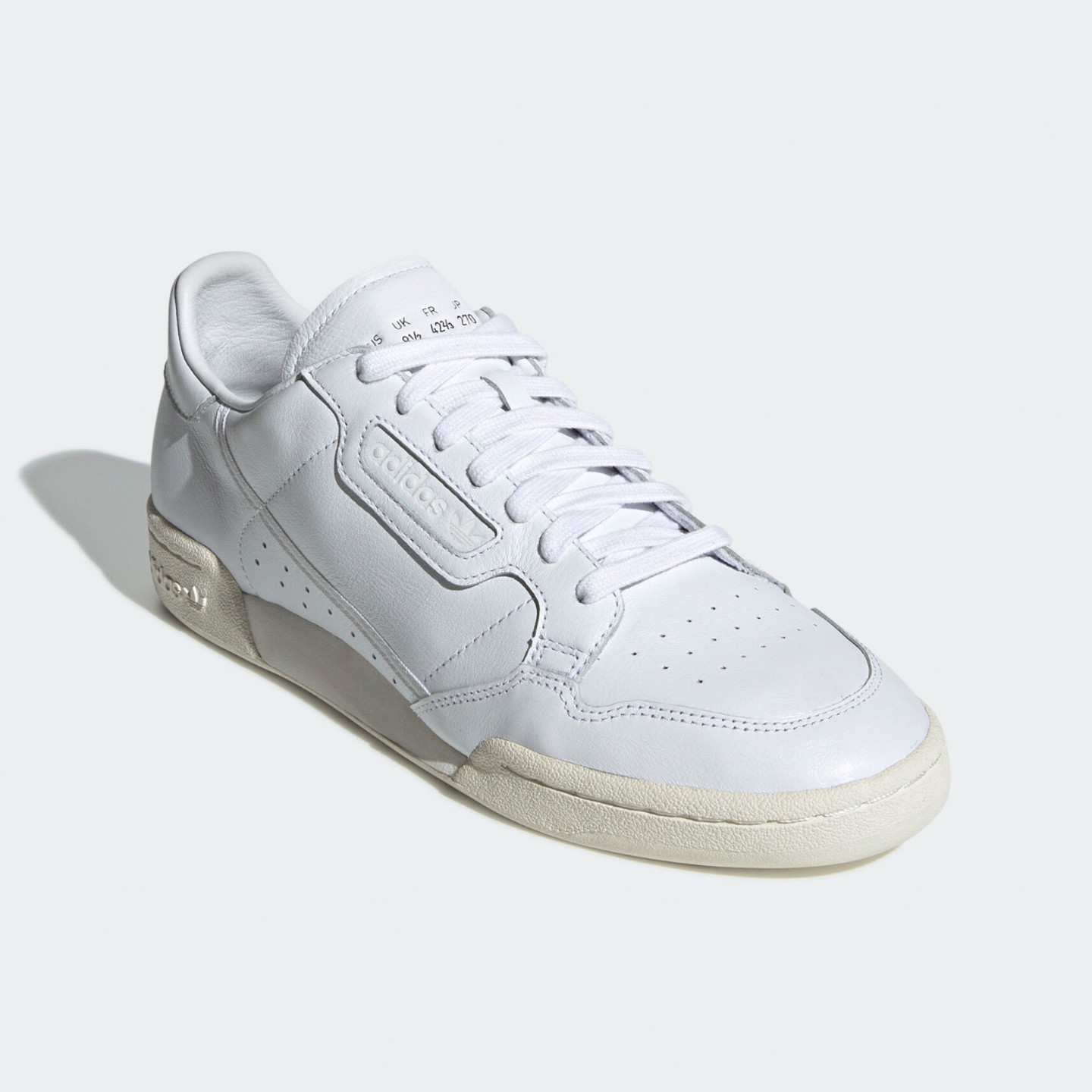 Adidas Continental 80 'Home of Classics' Ftwr White / Off White EE6329