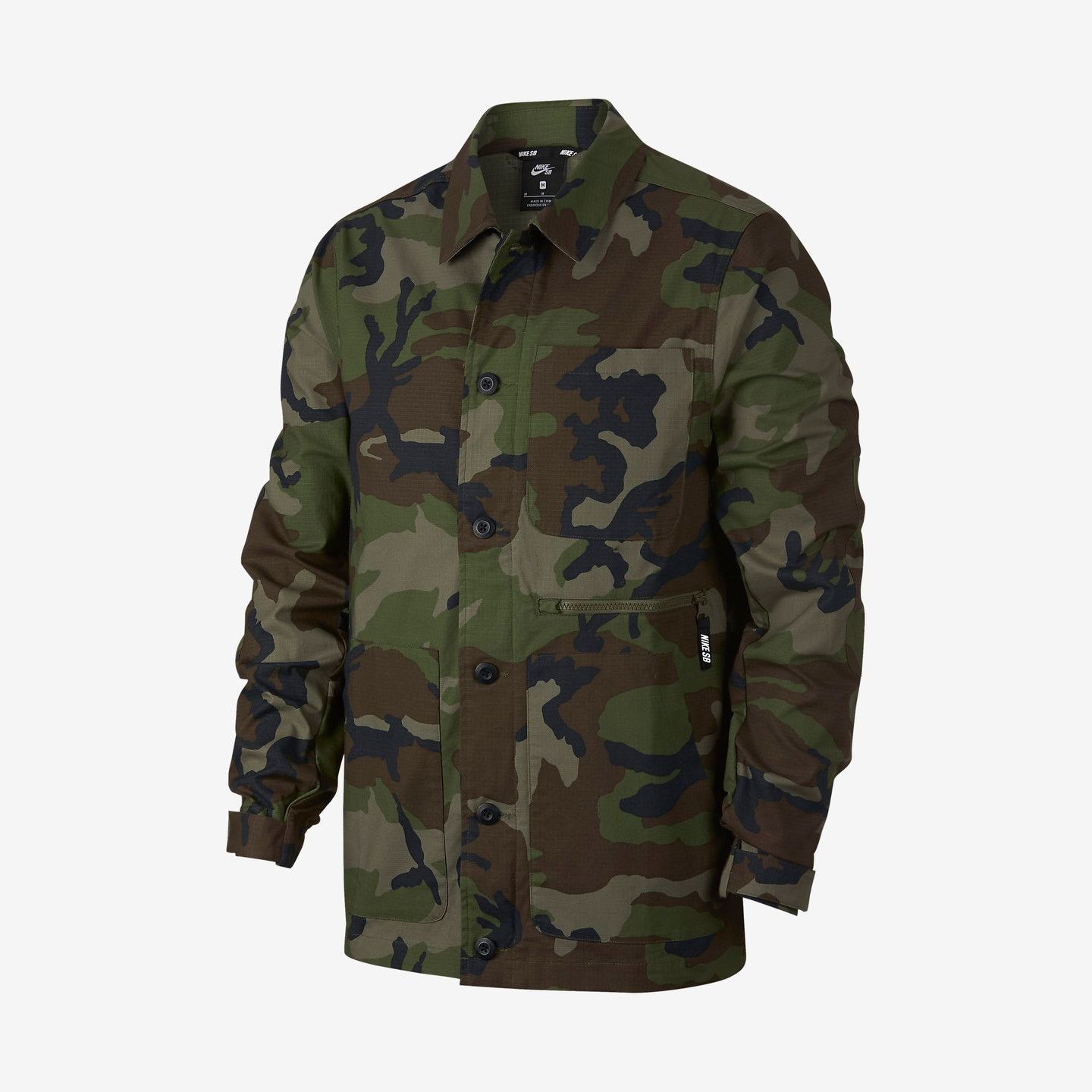 Nike SB Dri-FIT Flex Field Jacket Camouflage AH2331-222