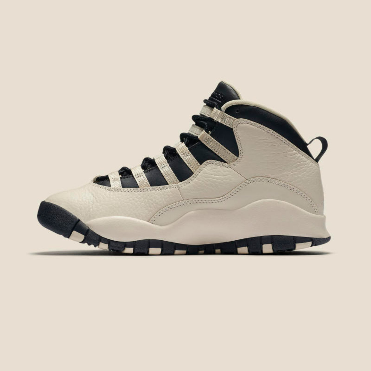 Jordan Air Jordan 10 Retro Premium GG Pearl White / Black 832645-207-43