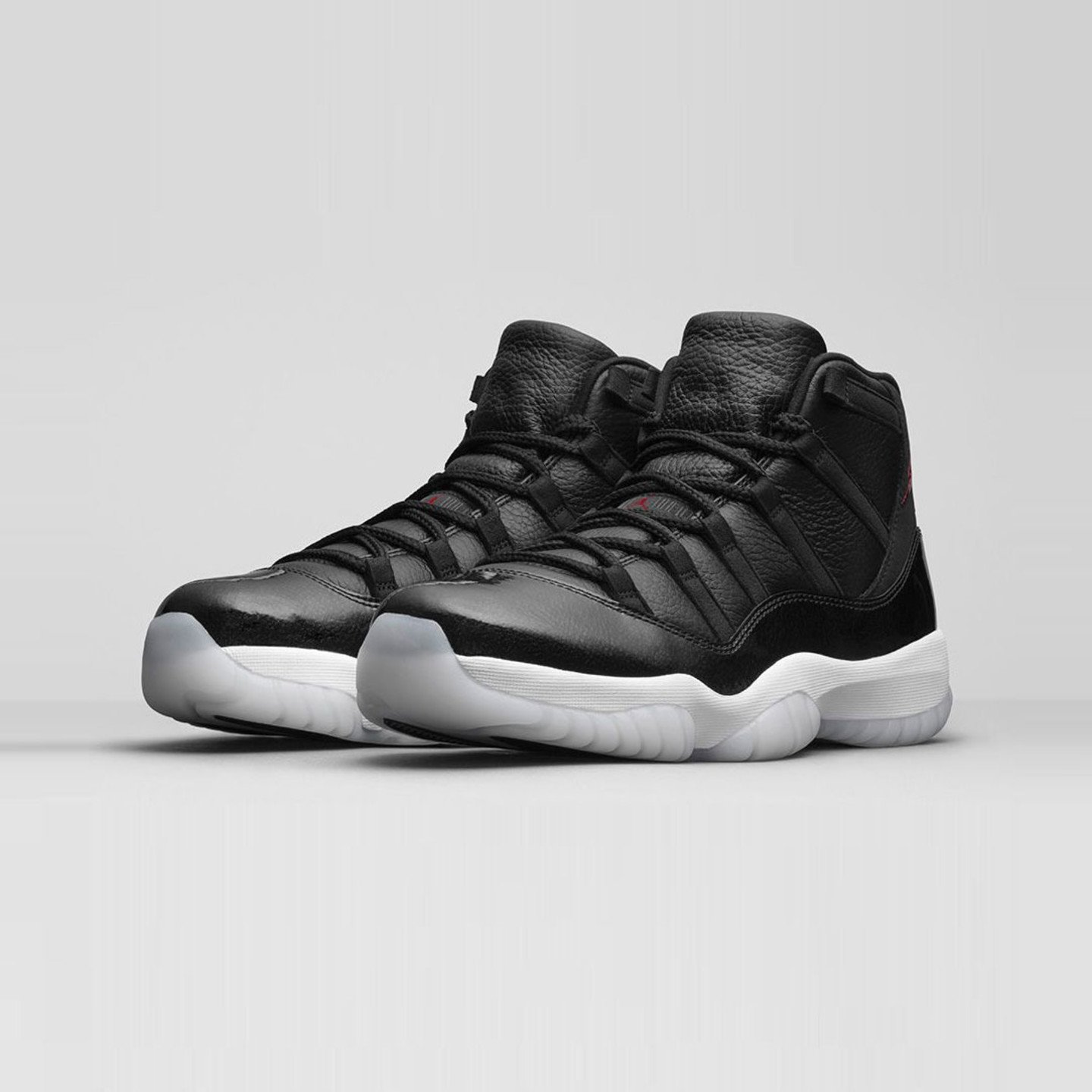 Jordan Air Jordan 11 Retro ´72-10´ Black / Gym Red / White / Anthracite 378037-002-46