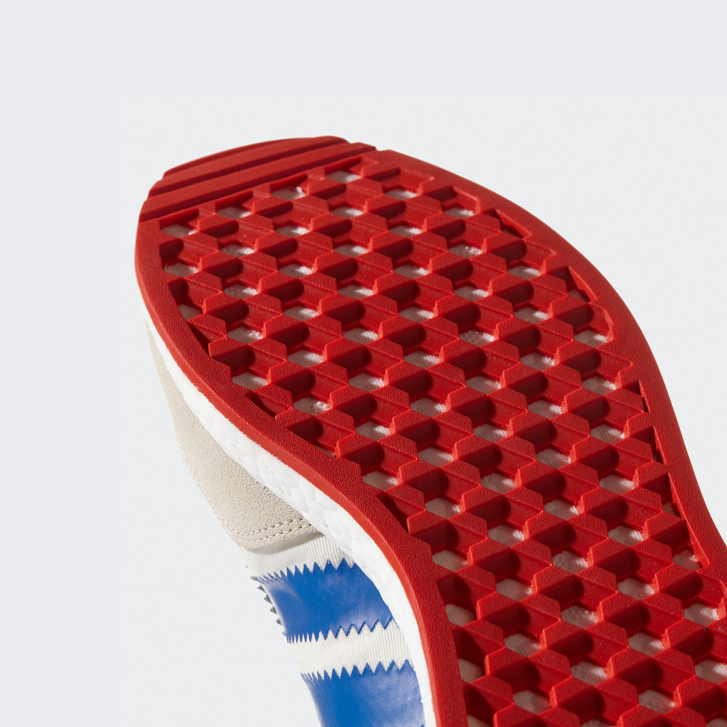 Adidas I-5923 'Pride of the 70s' Off White / Blue / Core Red BB2093
