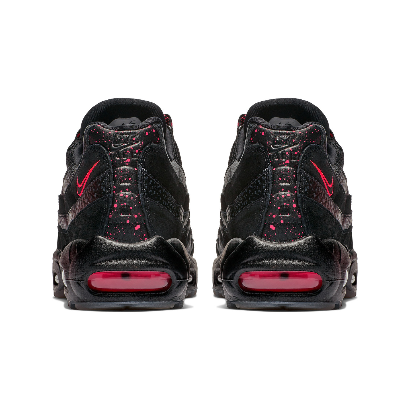Nike Air Max 95 'Runnin - Gunnin' Black / Infrared AV7014-001