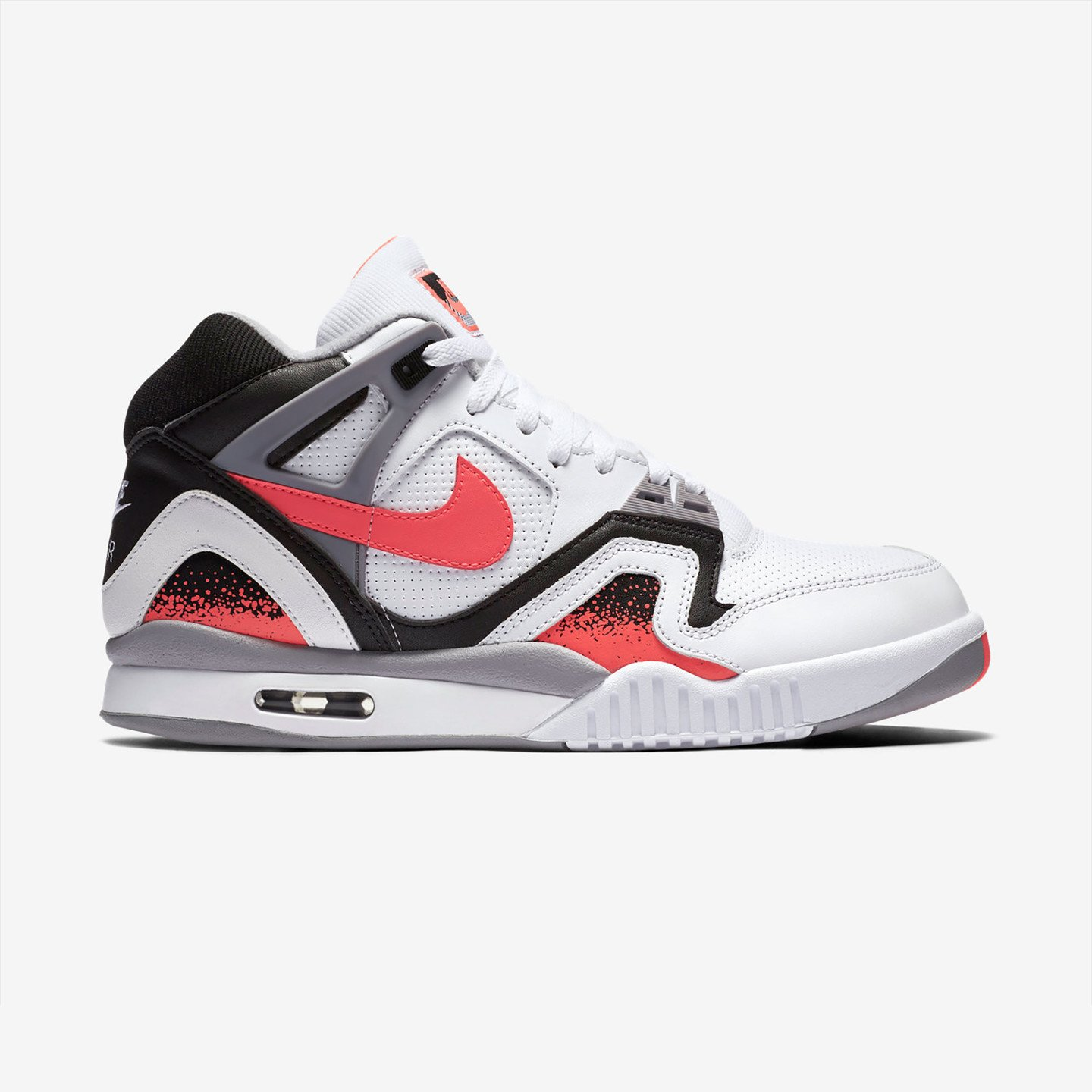 Nike Air Tech Challenge II White / Hot Lava 318408-104-40