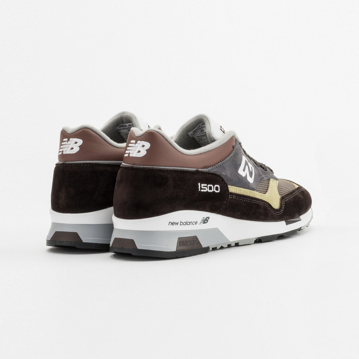 New Balance M1500 BGG - Made in England Brown / Green / Grey M1500BGG