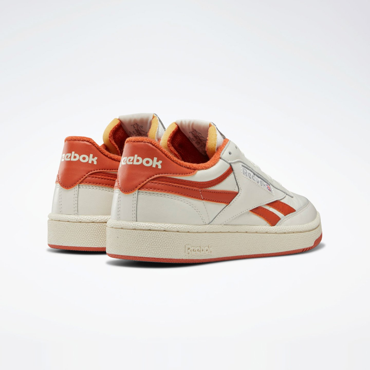 Reebok Revenge Plus Chalk / Mars Rust / White / Grey DV7186