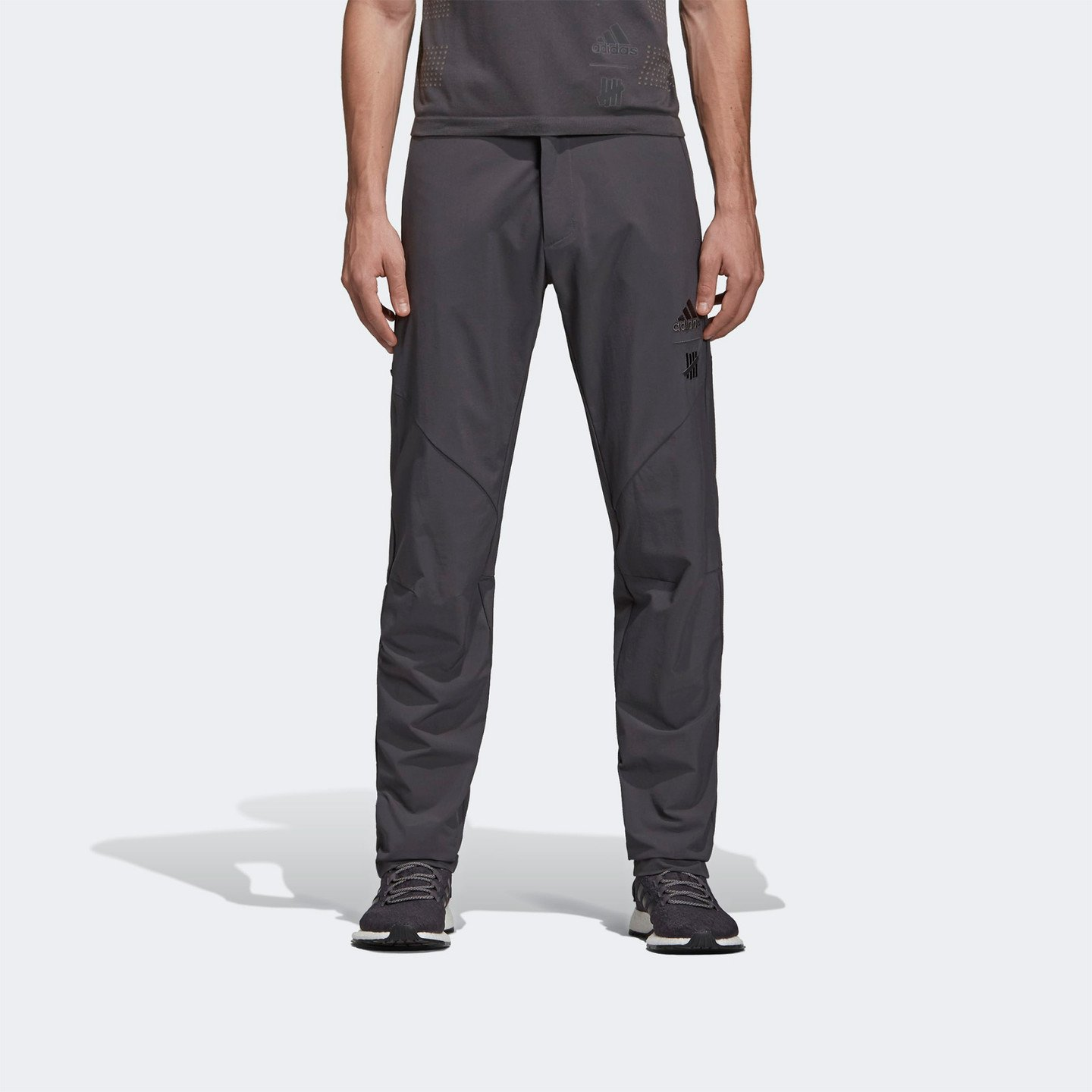 Adidas Outerwear Pants 'UNDFTD' Utility Black DN8788