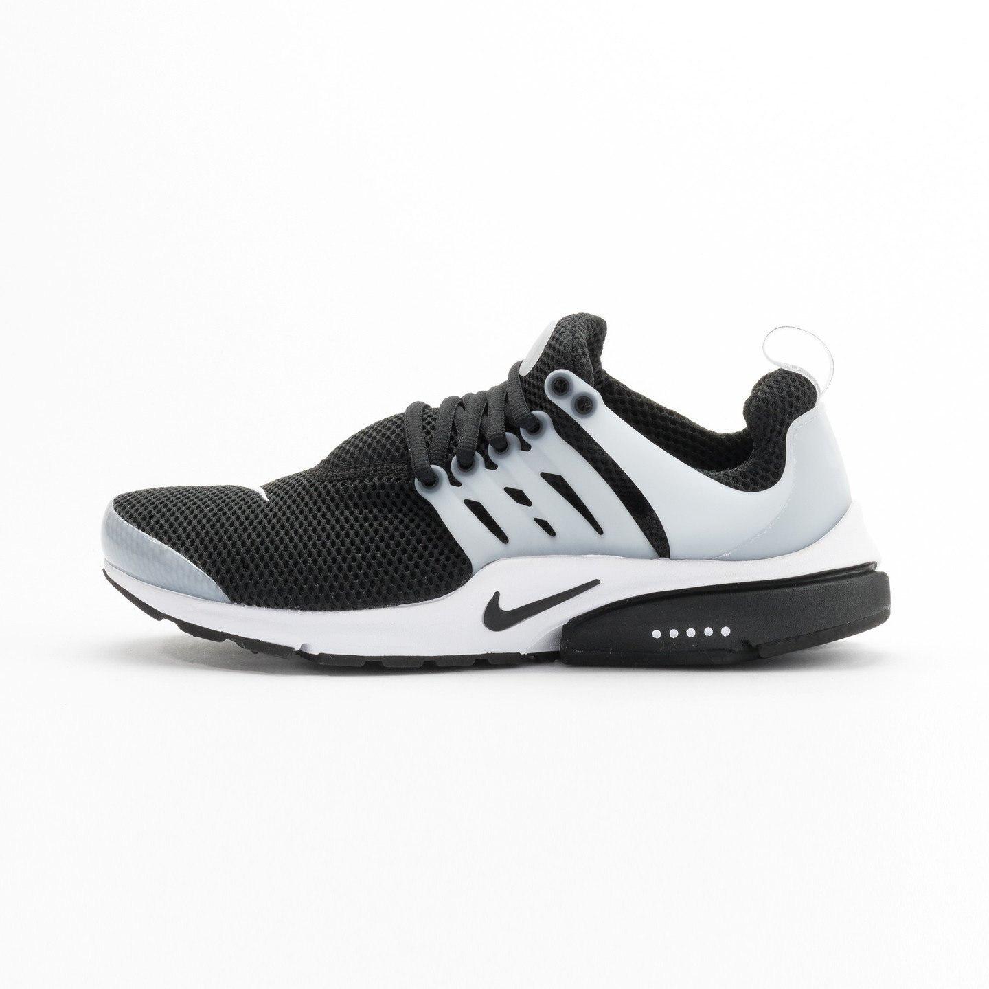 Nike Air Presto Flyknit Ultra Black / White Shadow 848132-010-45