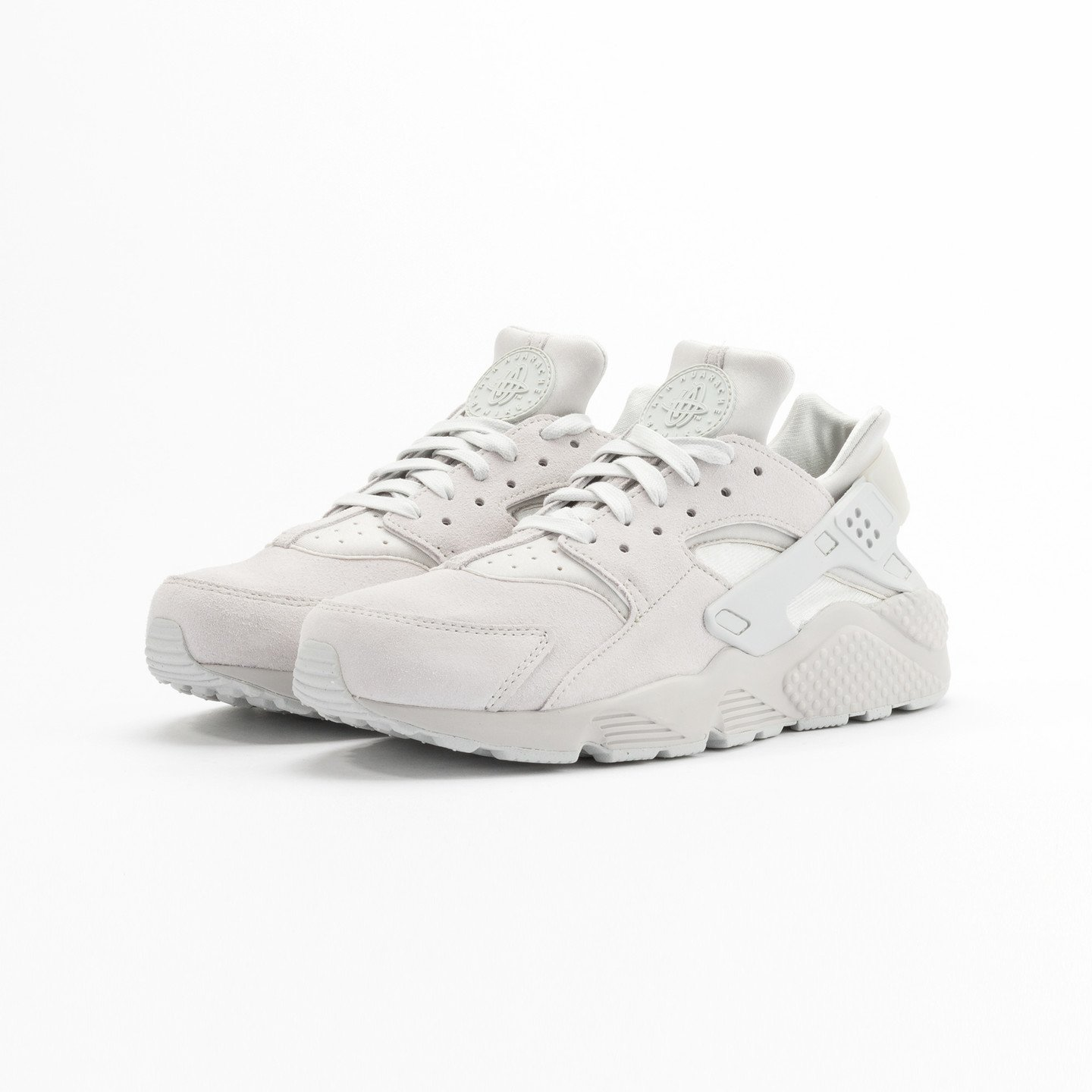 Nike Air Huarache Run Premium Neutral Grey 704830-005-44.5