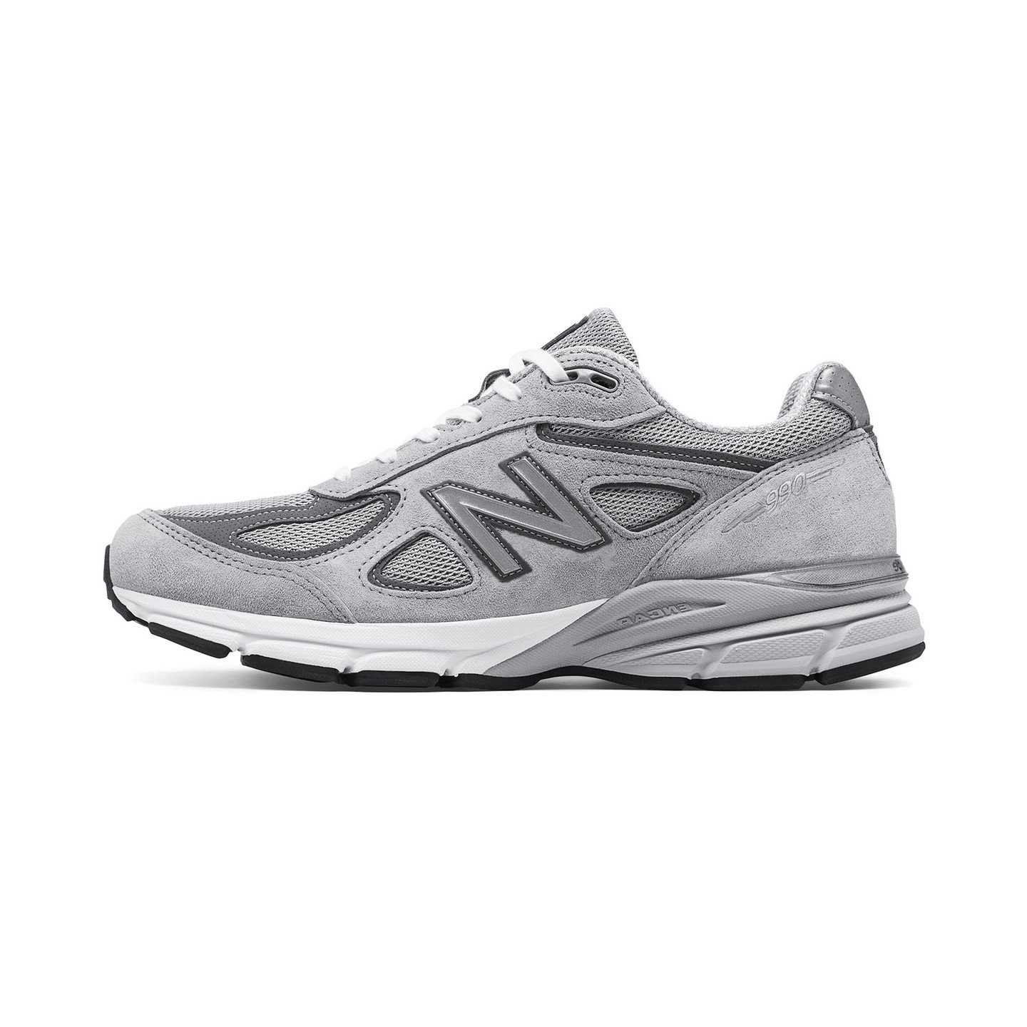 New Balance M990 V4 - Made in USA Grey / Reflective Silver M990GL4