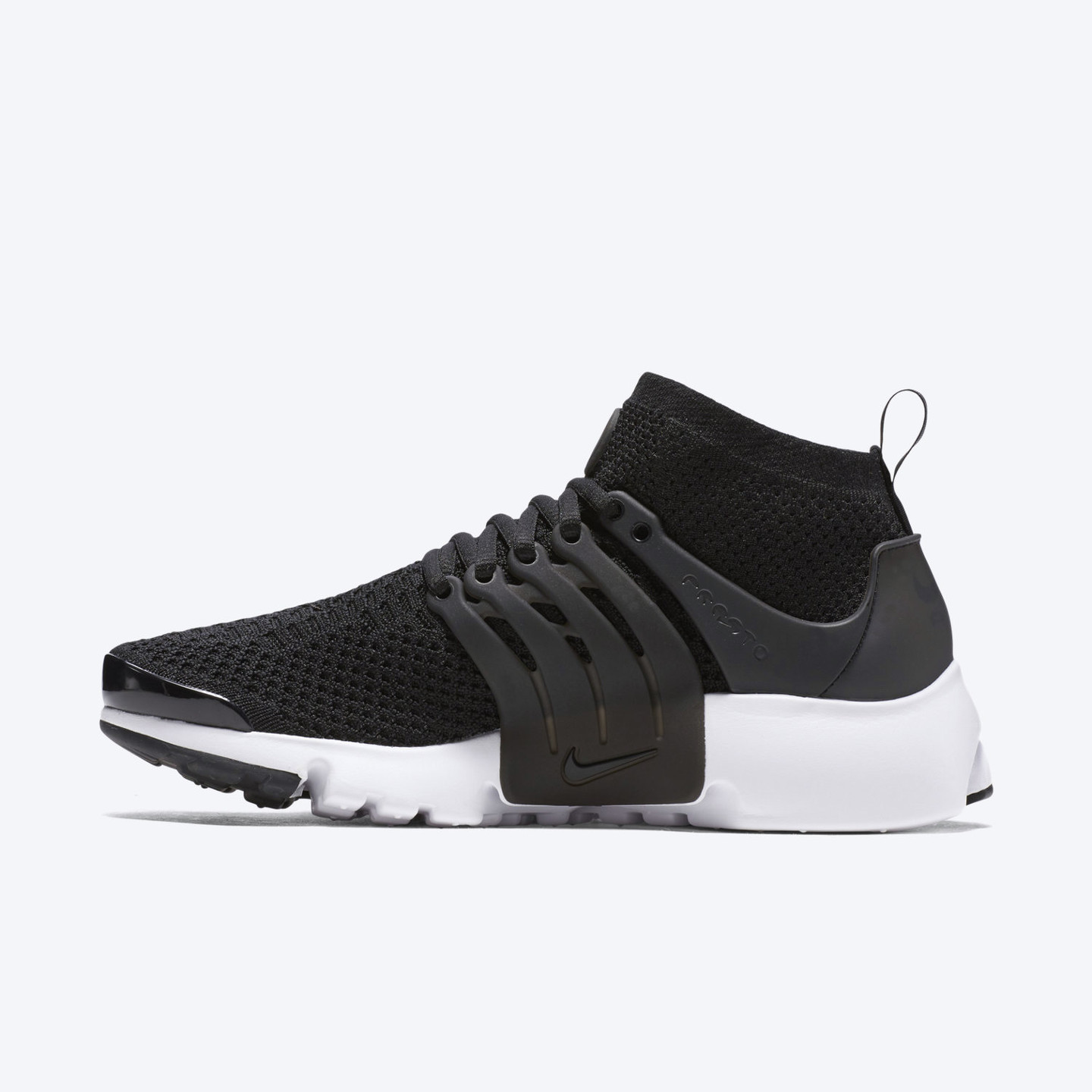 Nike Air Presto Ultra Flyknit Black / White 835570-001-42