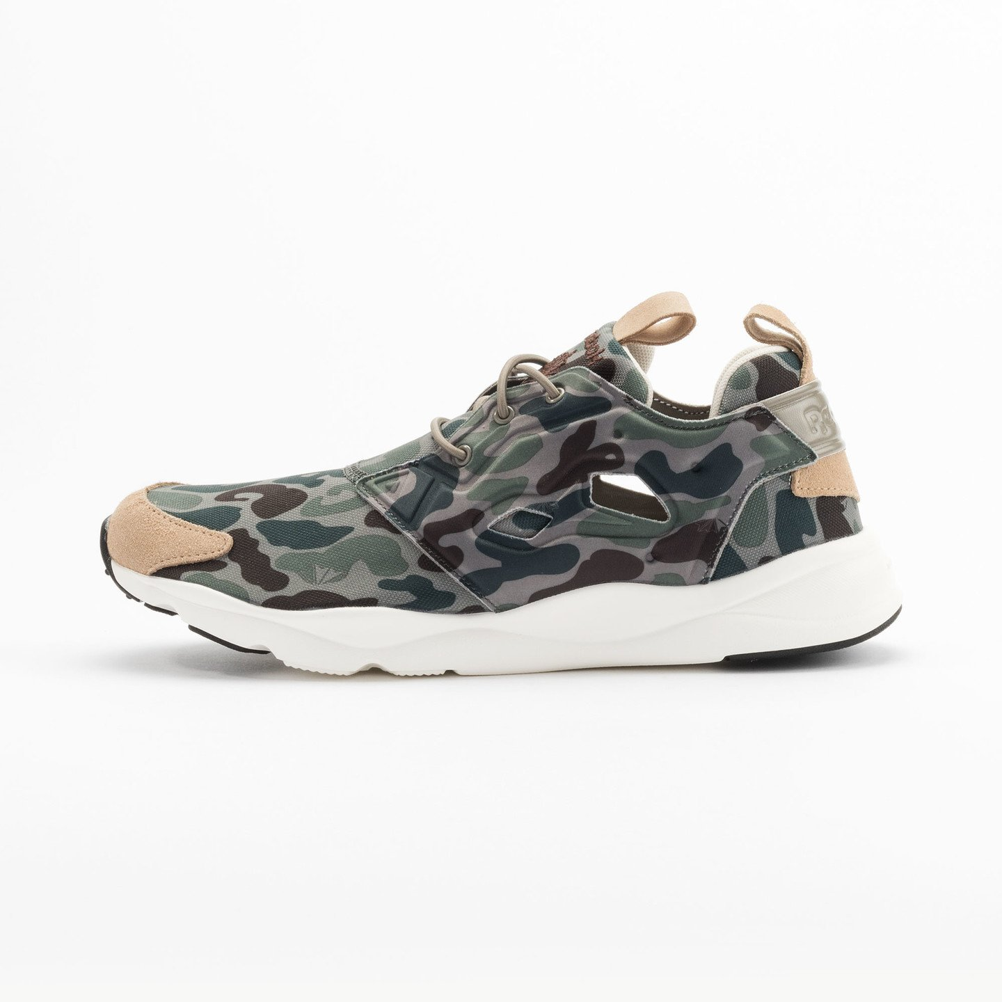 Reebok Furylite Camo Cement / Silvery Green / Sage V67089-47