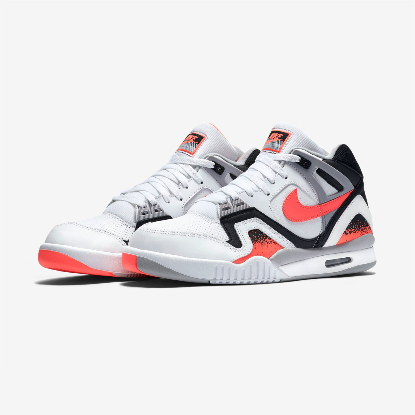 Nike Air Tech Challenge II White / Hot Lava 318408-104-47.5