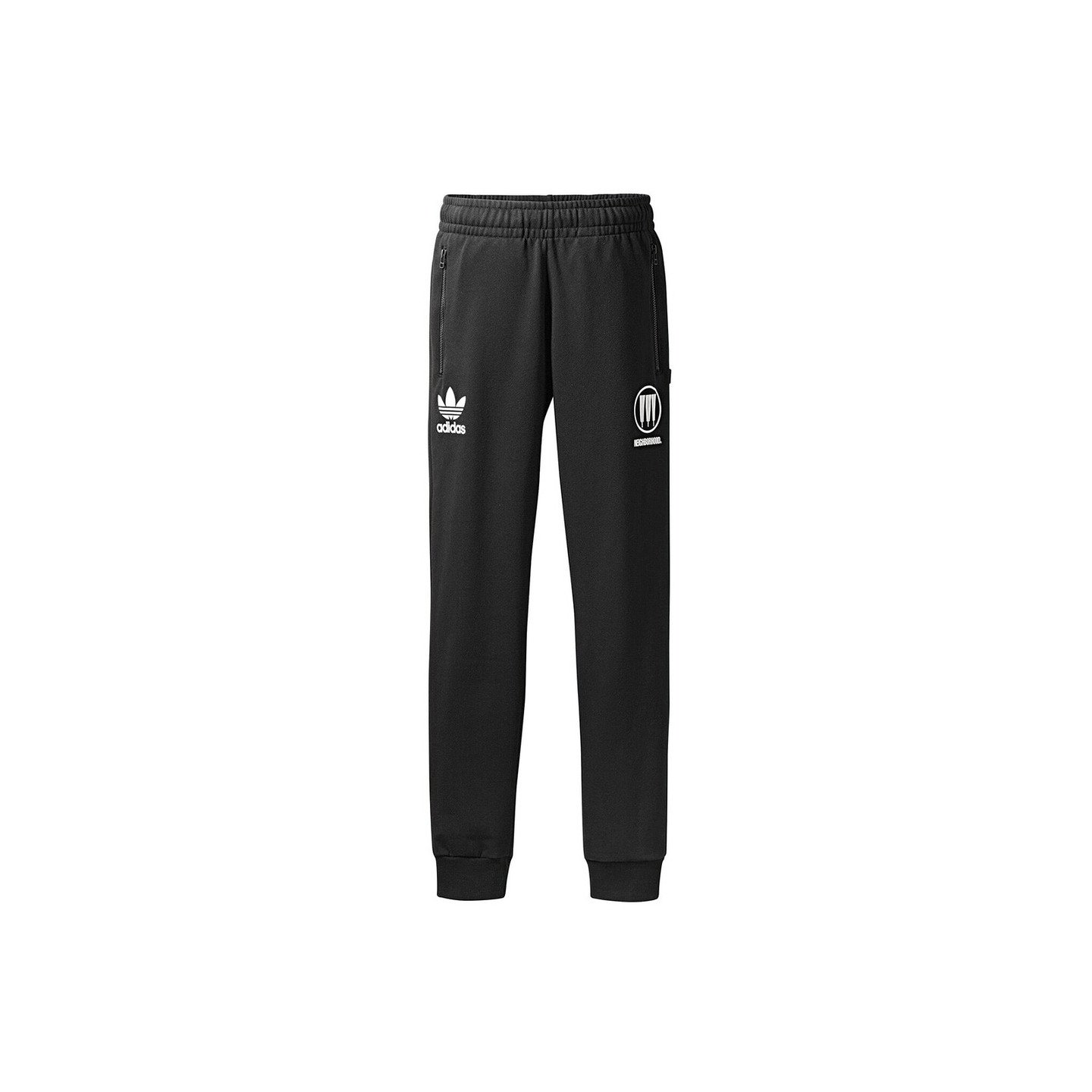 Adidas Neighborhood Track Pants Black / White CD7731