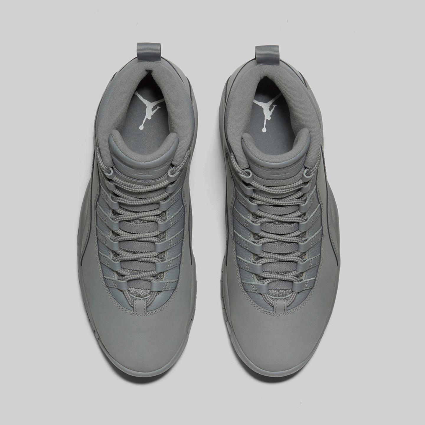 Jordan Air Jordan 10 Retro 'Cool Grey' Cool Grey / White 310805-022
