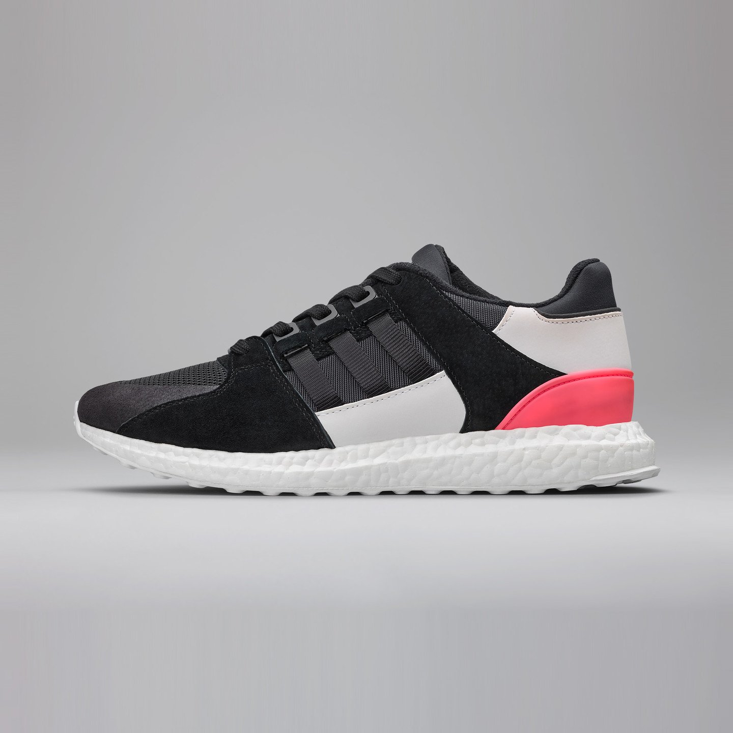 Adidas EQT Support Ultra Black / Turbo Red BB1237-45.33