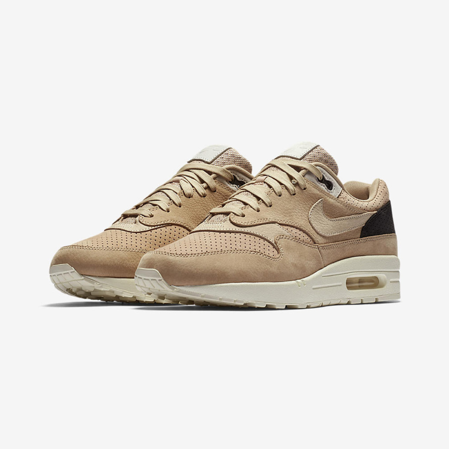 Nike Air Max 1 Pinnacle Mushroom / Oatmeal 859554-200