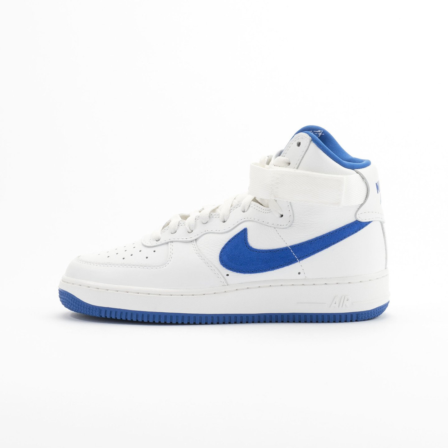 Nike Air Force 1 Hi Retro OG QS Summit White - Game Royal 743546-103-43