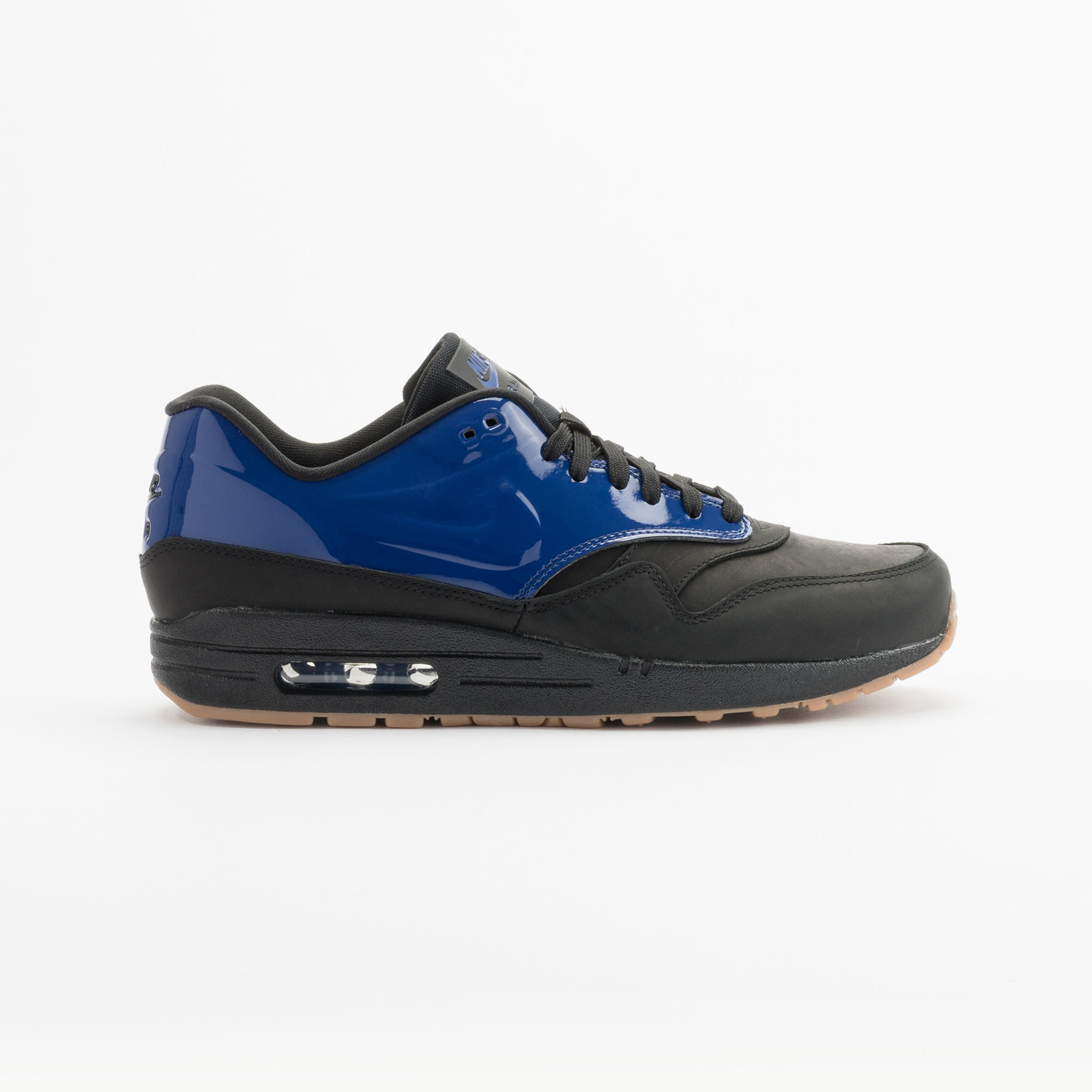 Nike Air Max 1 Vac Tech QS Deep Royal Blue / Black 831113-400-44.5