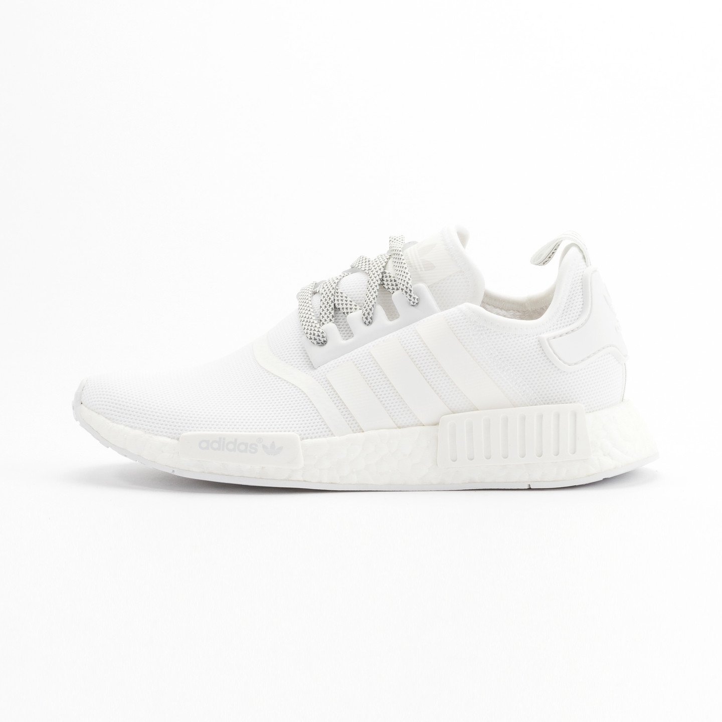 Adidas NMD R1 Runner Triple White S31506-42